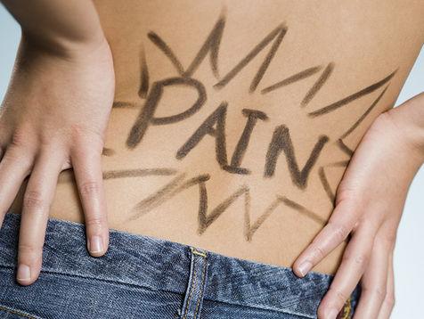 腰痛&ネガティブな感情バイバイキャンペーン
